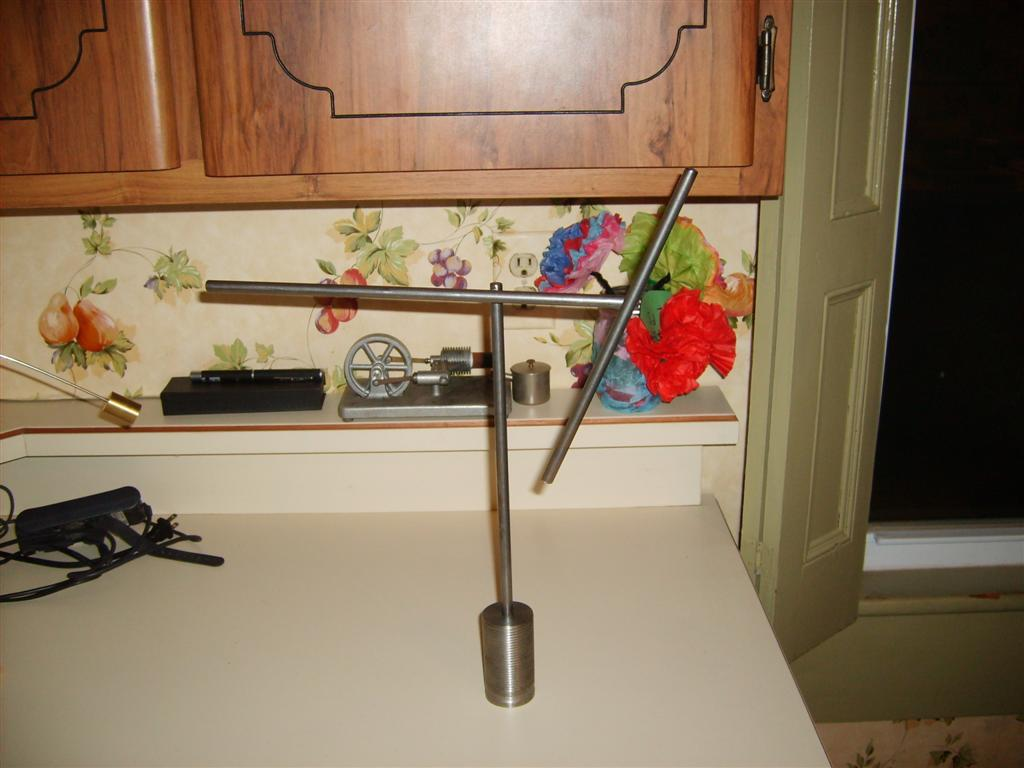 Iron Man 2 Swinging Sticks aka Double Pendulum