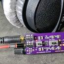 Mini Headphone Amp /w Bass Boost