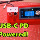 USB-C Powered Bench Power Supply