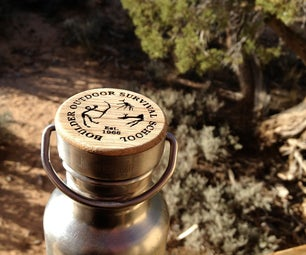 Custom Klean Kanteen Reflect Lid
