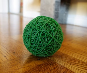 Classic Rubber Band Ball