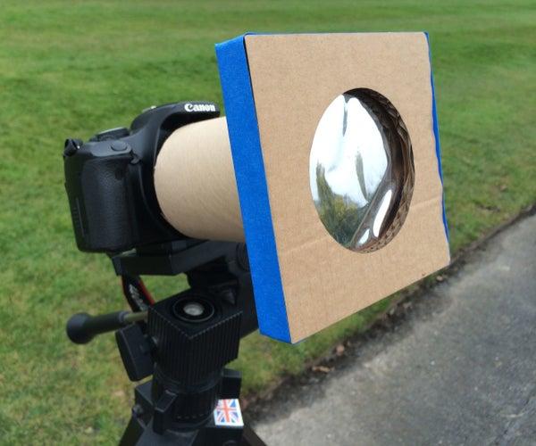DIY Solar Eclipse Viewers