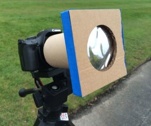 DIY Solar Eclipse Viewers