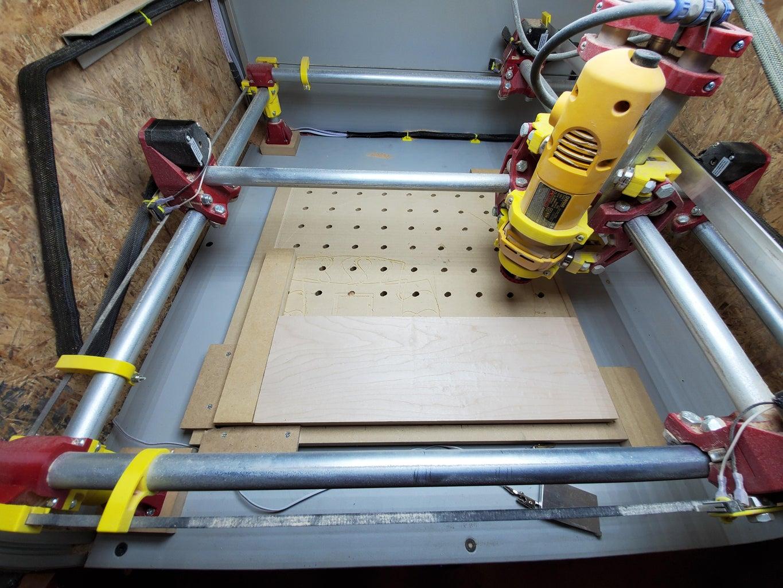 CNC Router Setup