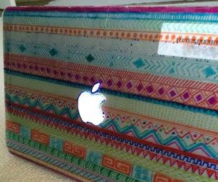 Rainbow Laptop Case