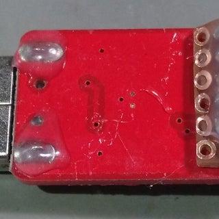 Modding Auto-reset to CP2102 USB to TTL Serial Adapter to Program Arduino Pro Mini Like the FTDI Board