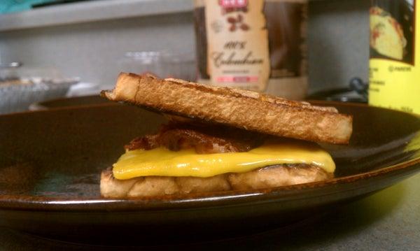 A Perfect Breakfast Sandwich
