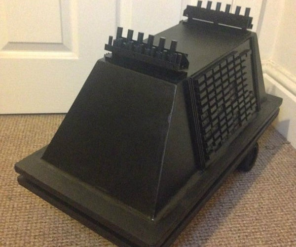Full Scale Mouse Droid From Star Wars
