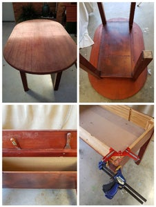 Find an Old Table