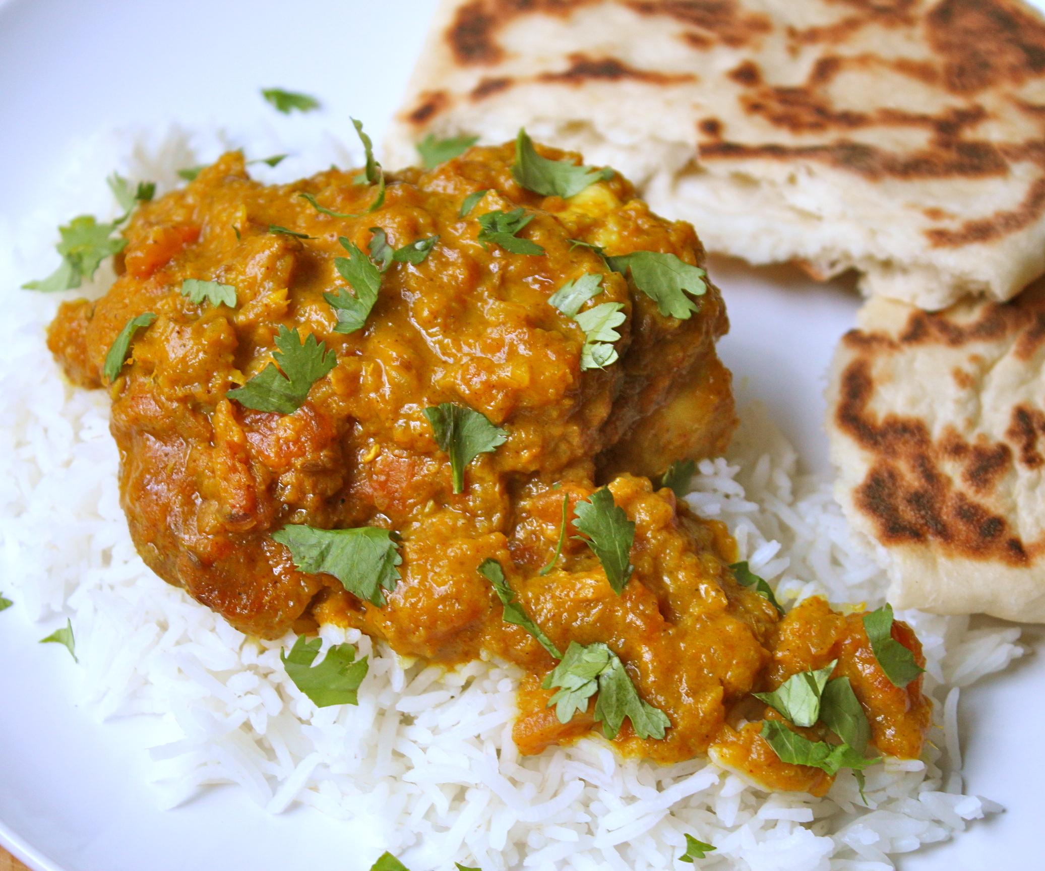 desi murgh curry