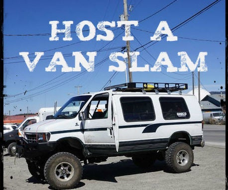 How to Host a Van Slam