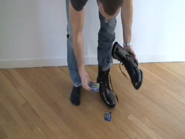 The DR Shoe Lift