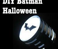 DIY Batman Costumes