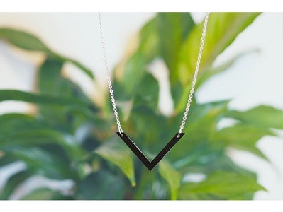 PolygonWildJewelry - Geometrical and Minimalist Acrylic Jewelry