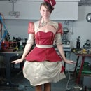 Mechanic Doll's Motorized Skirt