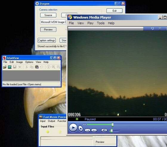 Time lapse movies