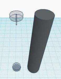 Tinkercad: Turbine
