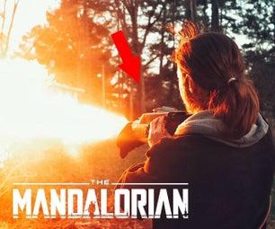 Building the Mandalorian FLAMETHROWER Gauntlet Out of Steel