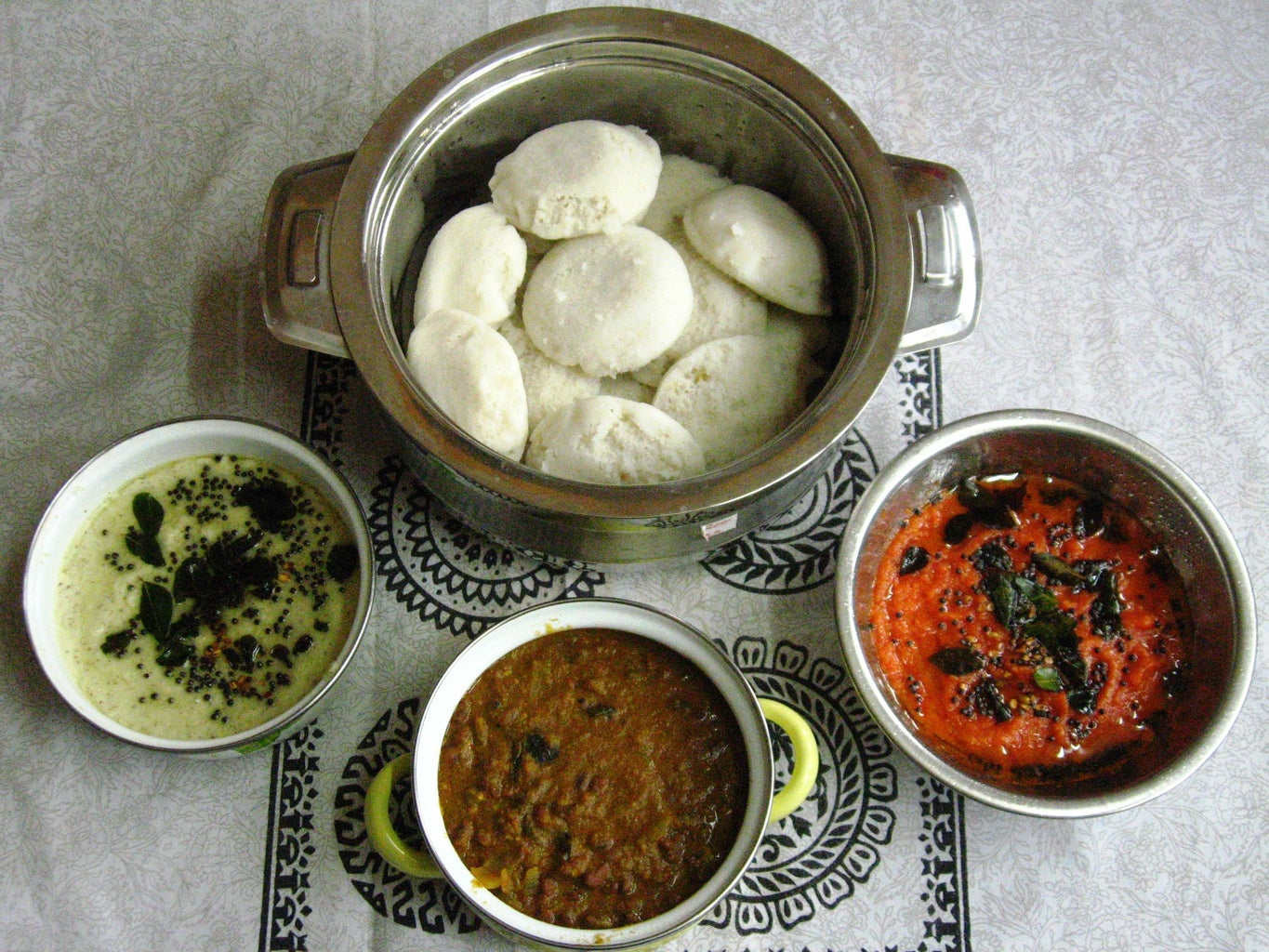 Idli, the Most Favored South Indian Breakfast