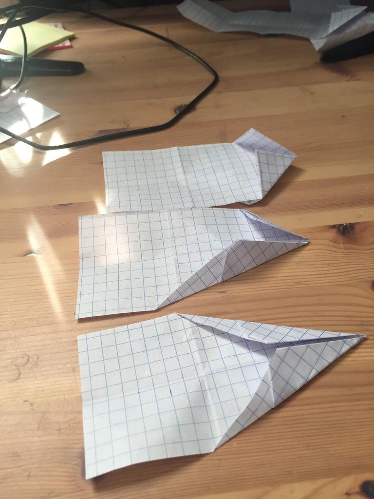 The Triangle Folding 1