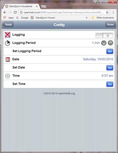 OpenHAB Configuration