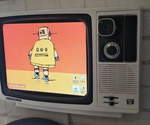 Retro-Future TV Conversion