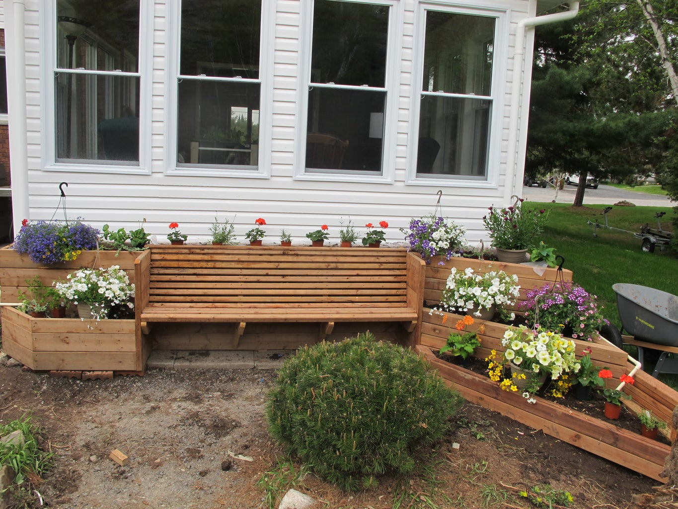 Self Watering Planter System