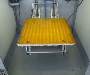 Clean 3d Printer Bed