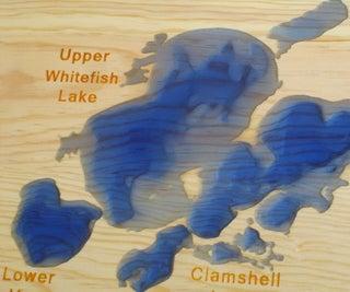 Carved Lake Map