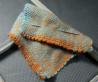 Be a Zoomin' Loomin' Human: Weaving Pin Loom Squares