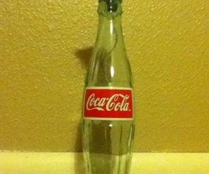 Solar Coke Light