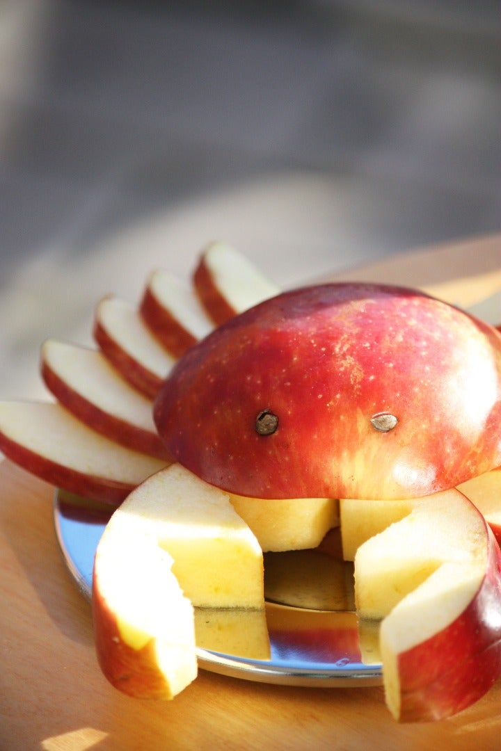 How to Make an Apple Crab