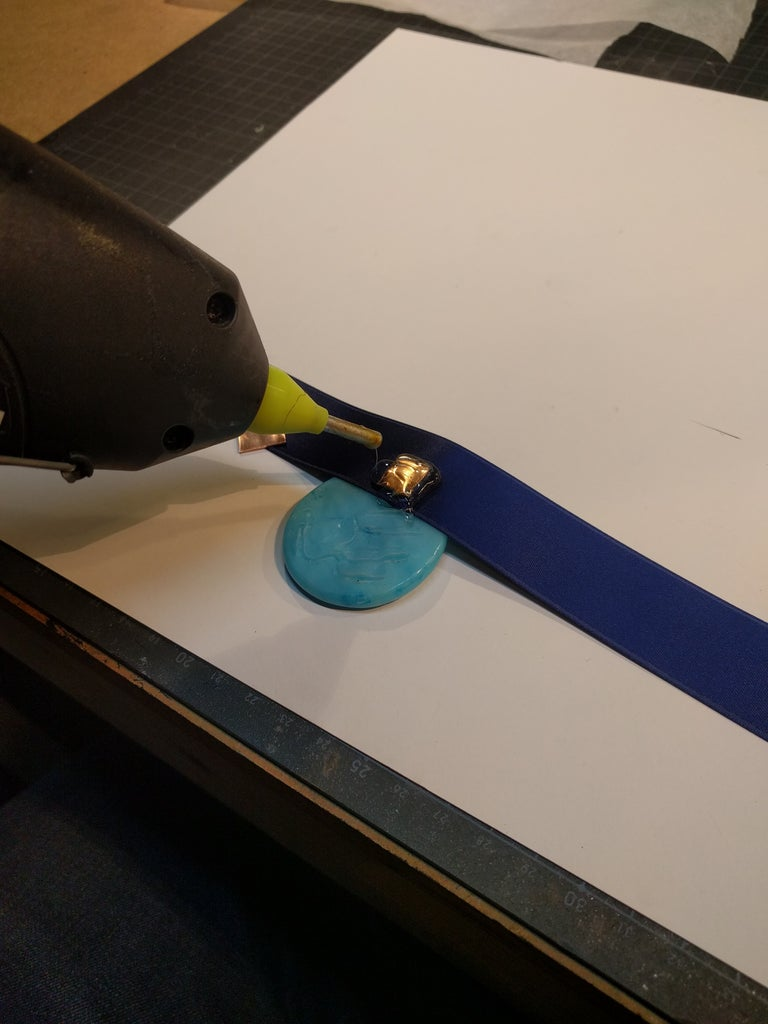 Making and Fastening the Clamp
