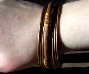 Coil Bracelet
