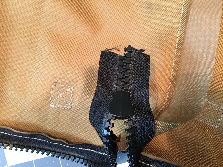 Attaching the Zipper Pulls:
