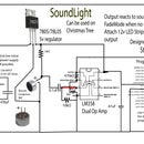 Make LEDs react to sound!!