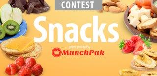 Snacks Contest 2016