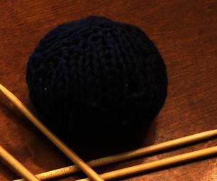 Knit a Hacky Sack