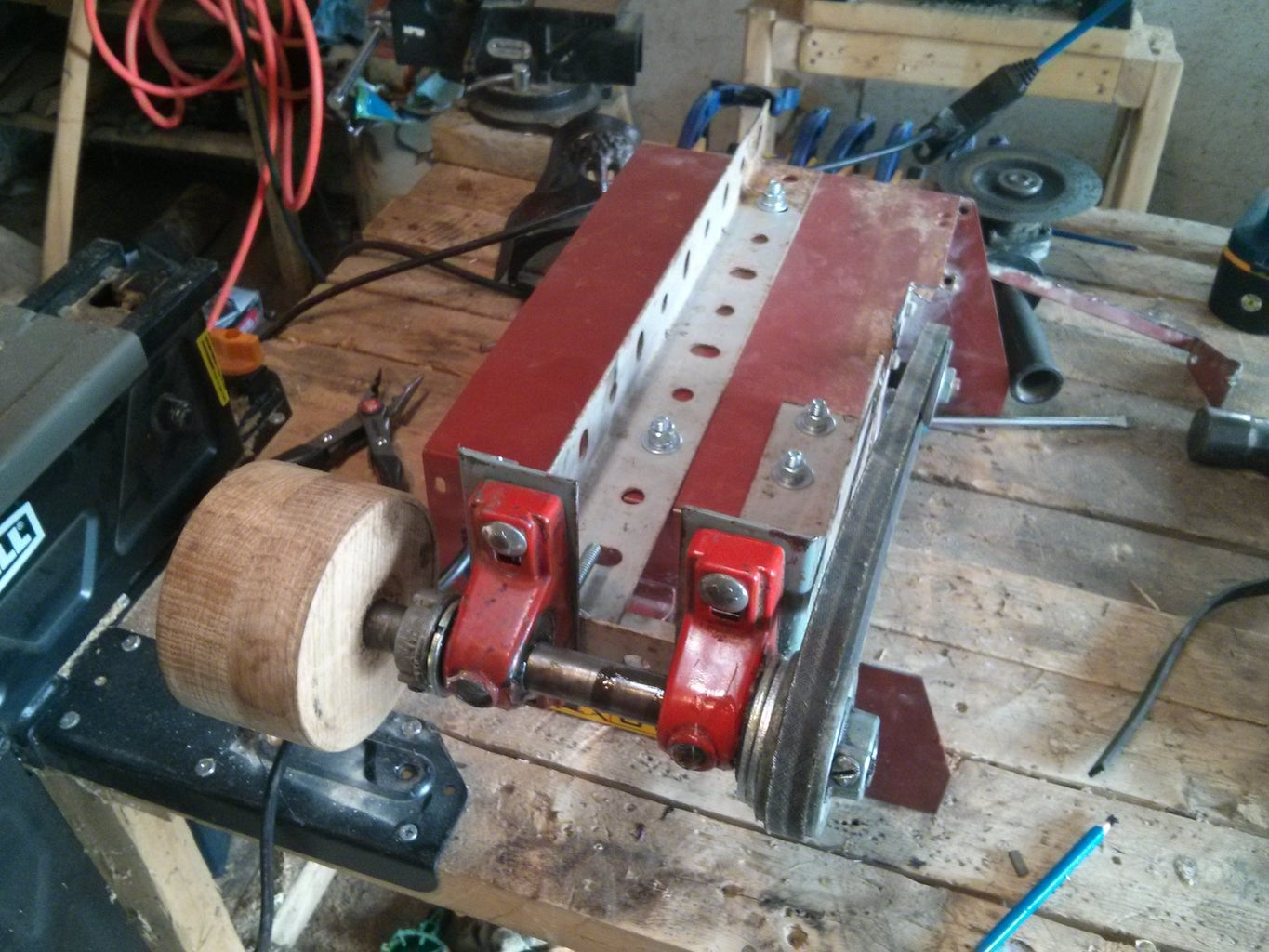The Master Pulley Wheel