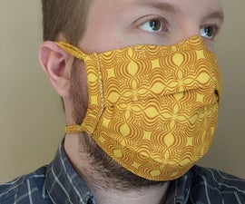 The Richardson Cloth Face Covering