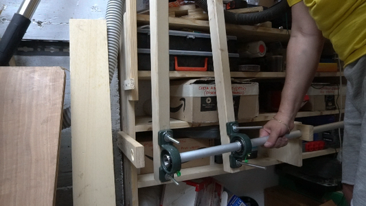 Step 4: Assemble Other Support Bracket and Support Pipe