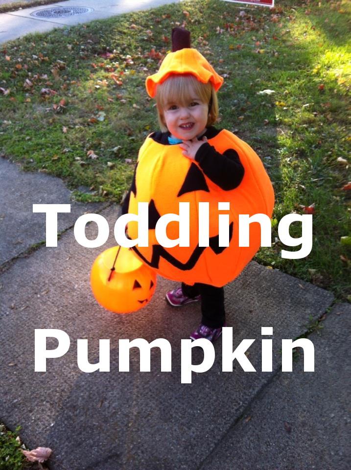 Toddling Pumpkin