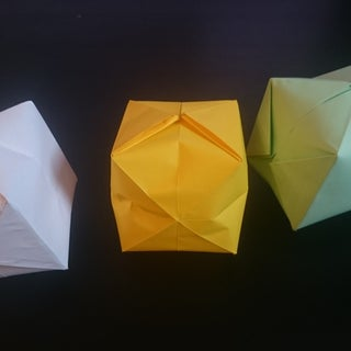 How to Make a Paper Balloon