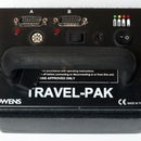 How to change the lead-acid cell in an original Bowens Travelpak