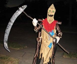 Sew Fiddlesticks the Scarecrow (League of Legends)