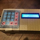 Arduino Caculator