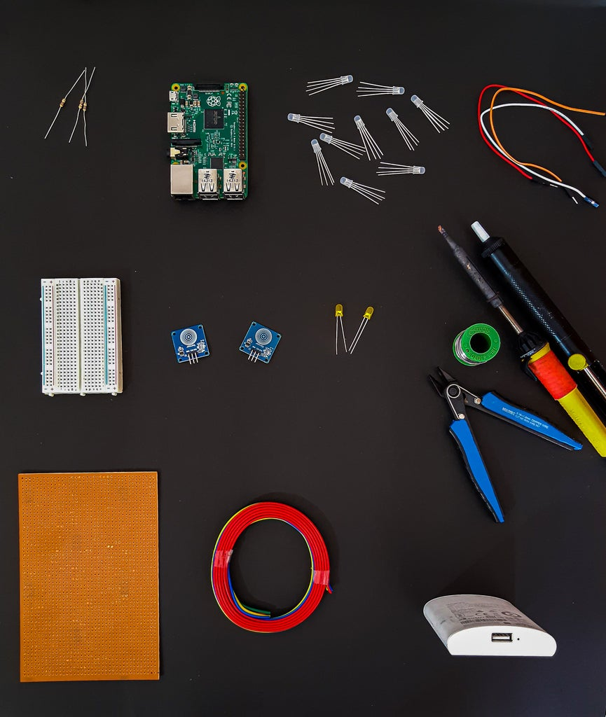 Materials to Get Started