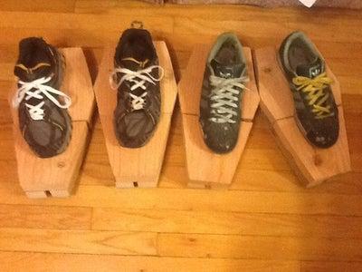 Feet: Wood Construction