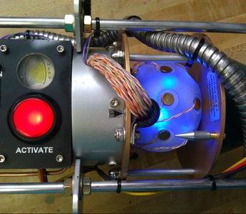 Antimatter Excavator/Alarm Clock/Movie Prop