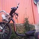 50cc fwd drift trike